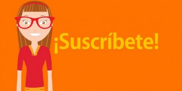 suscribete a mi blog