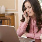 ¿Es cómodo trabajar desde casa?