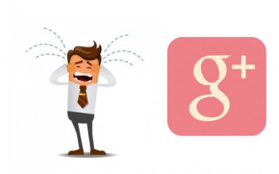 Google + cierra sus puertas para siempre