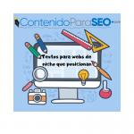 Nace Contenido para SEO: Mi primera agencia de marketing de contenidos para webs de nicho