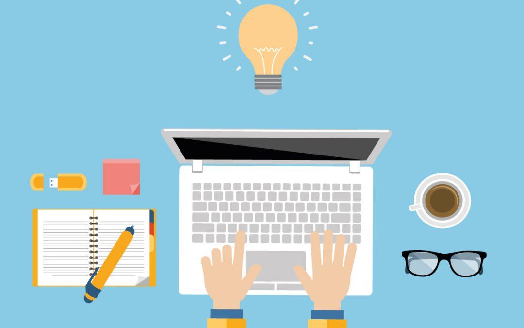 ¿Cómo escribir un artículo para ganar dinero en tu blog?