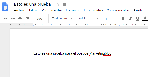 corregir texto pdf