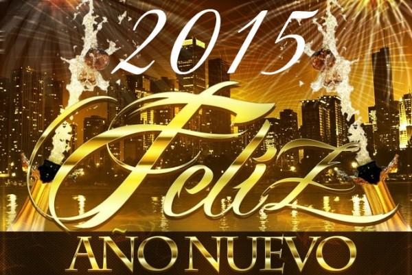 feli año 2015