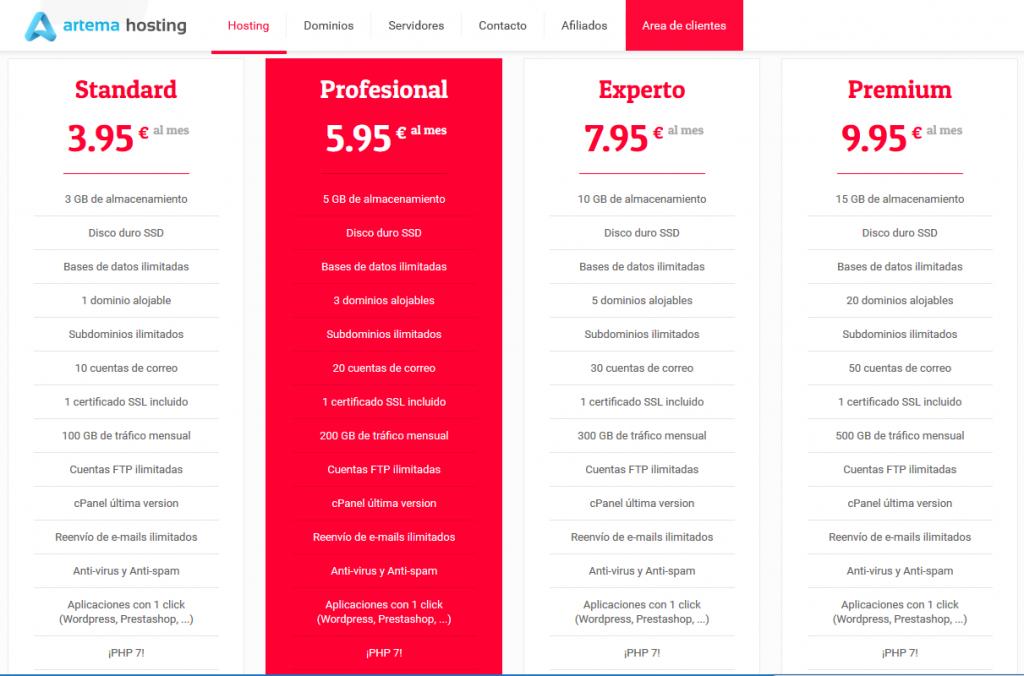 mejor hosting espanol 43