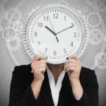 ¿Cómo recuperar el tiempo perdido?